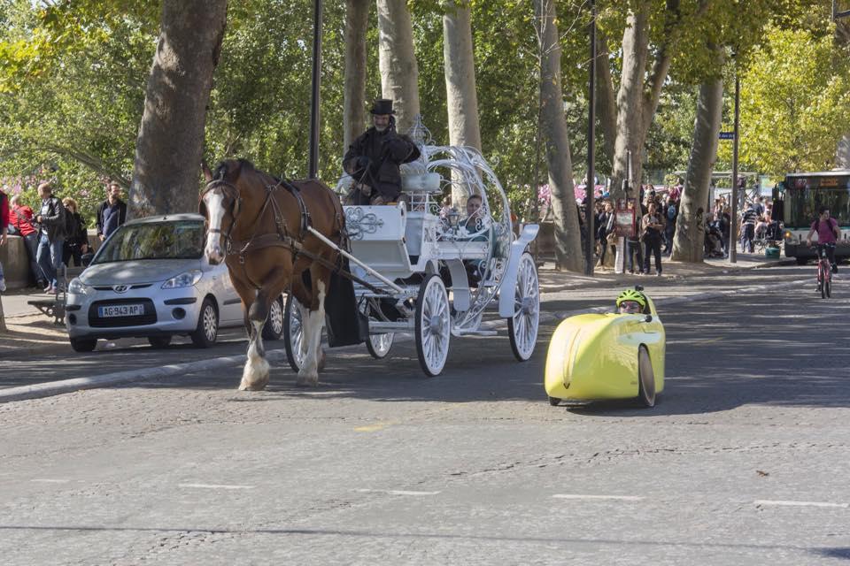 巴黎 无车日