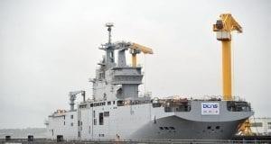 法国 军舰 俄罗斯