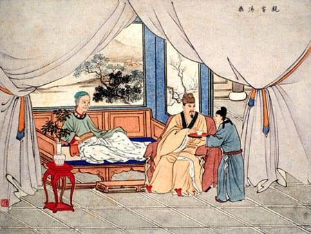 中国 古人 孝道
