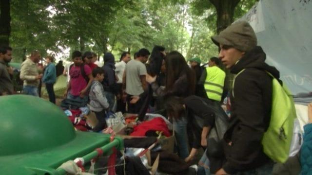 欧洲 难民 危机