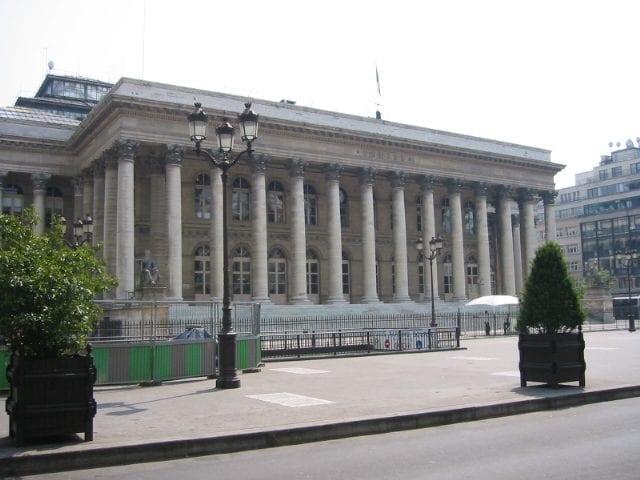 巴黎证券交易所