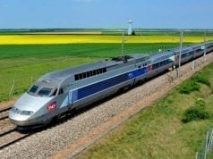 火车 TGV