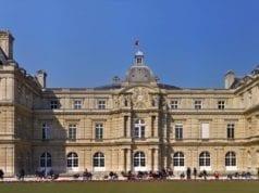 法国参议院宫——卢森堡宫