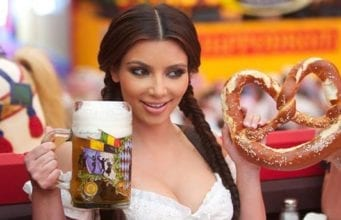 慕尼黑啤酒节 巴黎