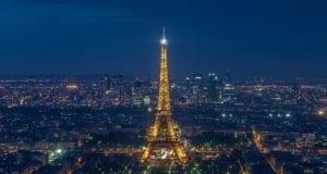 巴黎 艾菲尔铁塔