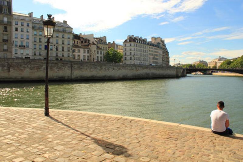 巴黎 景点 圣路易岛