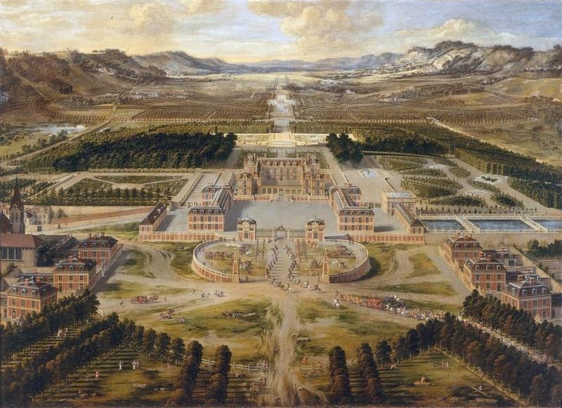 巴黎旅游 凡尔赛宫