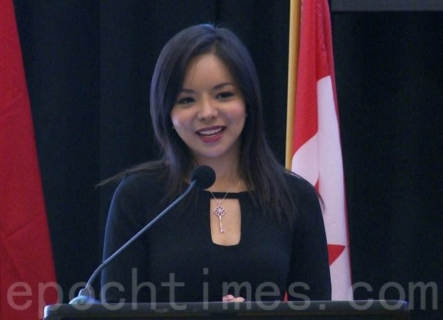 华裔加拿大世界小姐