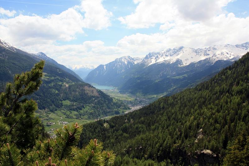 瑞士旅游 观光火车