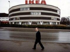 IKEA 创始人 瑞典