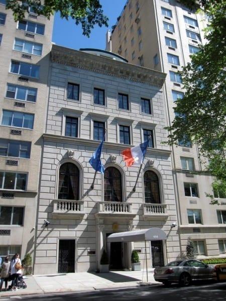 法国 驻纽约大使馆