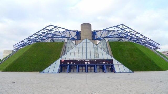 巴黎贝尔西体育馆 Palais Omnisports de Paris-Bercy
