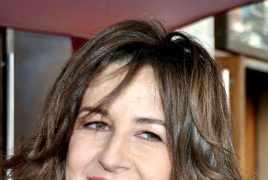 著名的喜剧女星瓦莱丽·勒梅西埃(Valérie Lemercier)