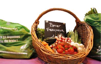巴黎 地铁 SNCF 蔬果 菜篮