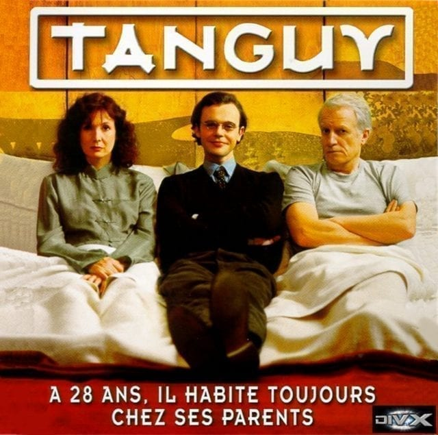 法国电影《Tanguy》