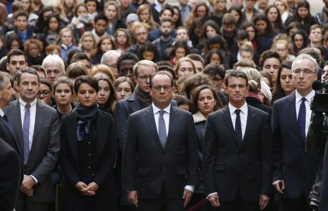 巴黎恐怖袭击