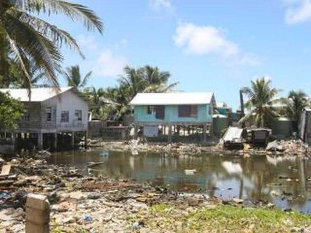 环境 气候变化 吐瓦鲁