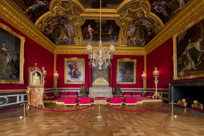 巴黎 旅游 凡尔赛宫