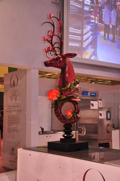 巴黎 国际巧克力展