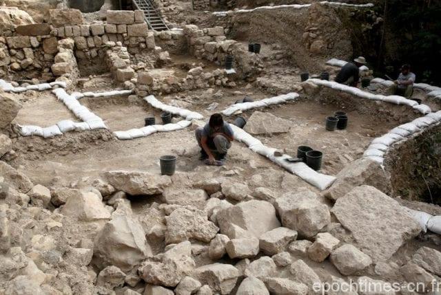 考古 以色列 希腊