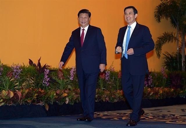 习马会面 中国 台湾