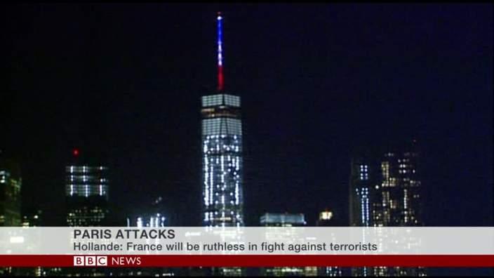 巴黎 枪击 恐怖袭击