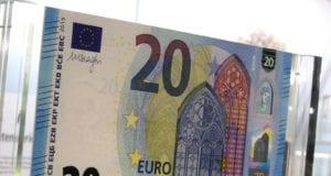 欧元 纸币 20欧元