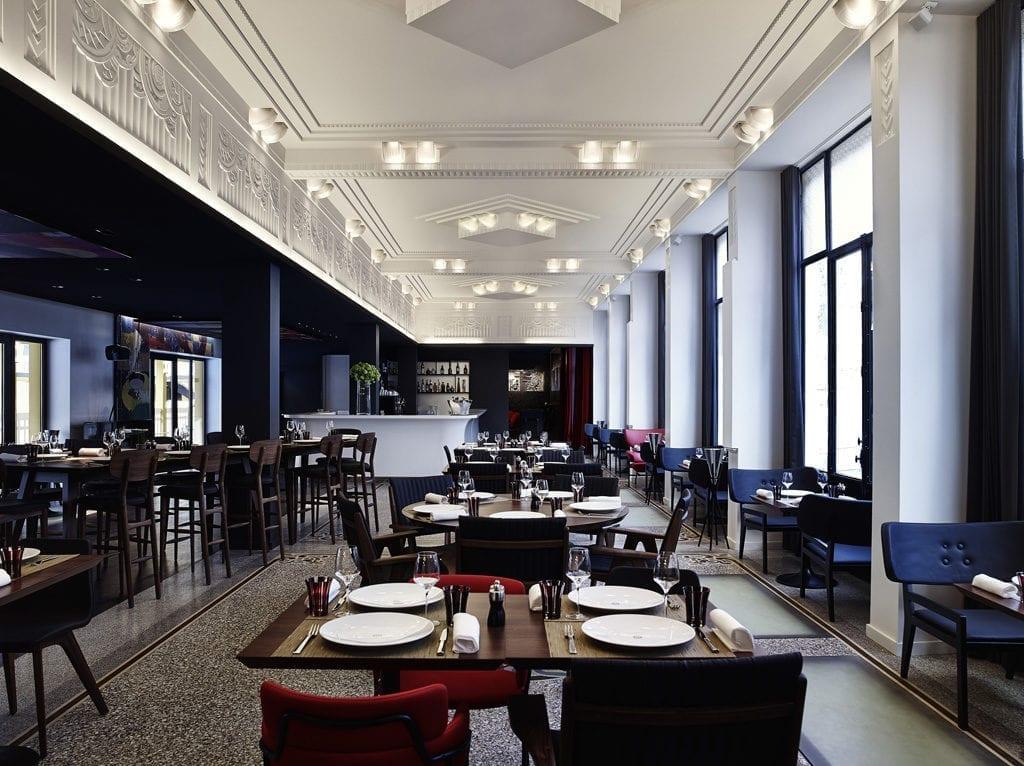 巴黎 旅馆 酒店 Hôtel Molitor