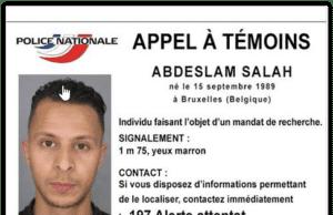 巴黎 连环枪击 恐怖分子