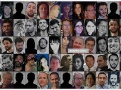 巴黎恐怖袭击 罹难者