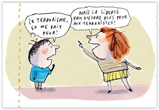巴黎恐怖袭击 法国教育