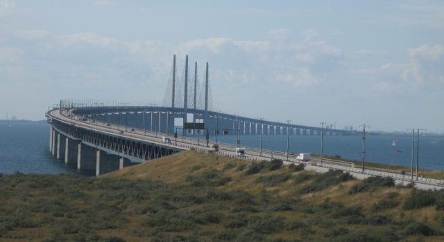 瑞典 厄勒海峡大桥(Öresundsbron)