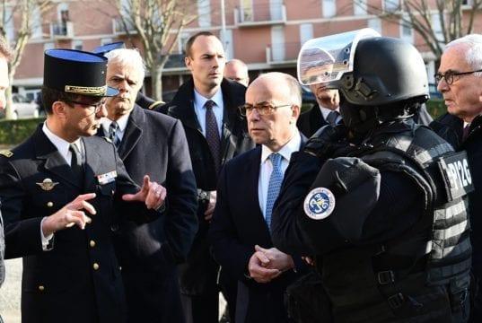 法国 内政部 反恐
