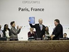巴黎气候峰会 COP21