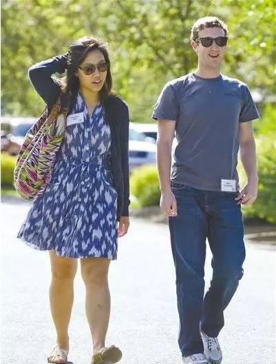 脸书 Facebook 创始人 妻子