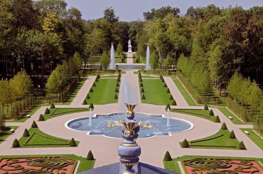法国 城堡 房地产