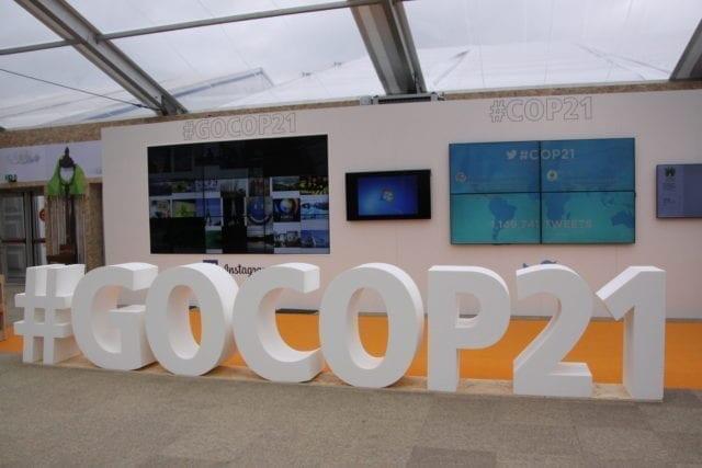 巴黎 COP21 联合国气候峰会