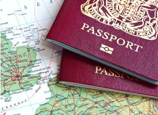 护照 法国 移民