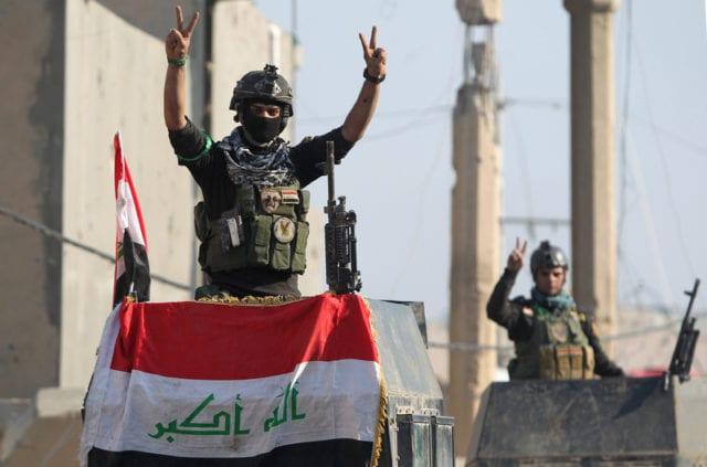 恐怖组织 IS