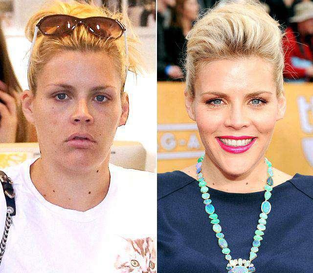 国际明星 女星 化妆