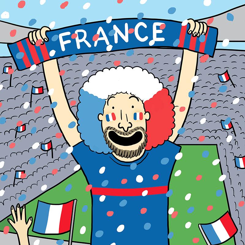 法国 漫画