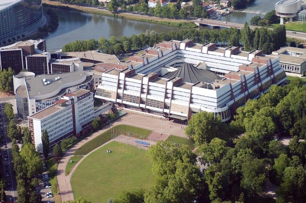 斯特拉斯堡(Strasbourg)的欧洲议会