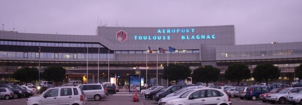 图卢兹(Toulouse)机场
