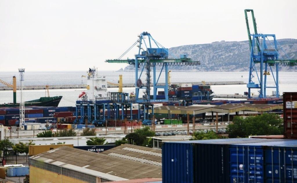 马赛-福斯港(Marseille Fos port )