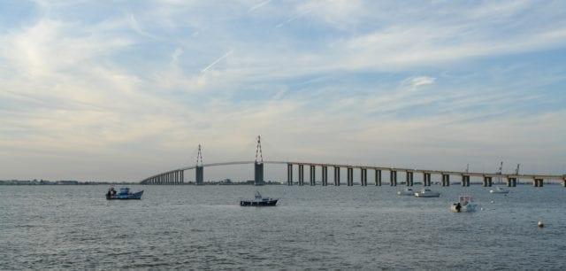 圣-纳泽尔大桥(Pont de Saint-Nazaire)