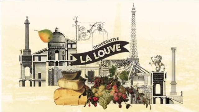 巴黎 义务超市