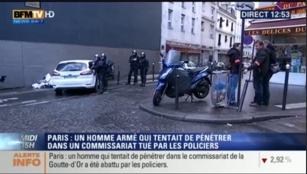 巴黎 恐袭 2016