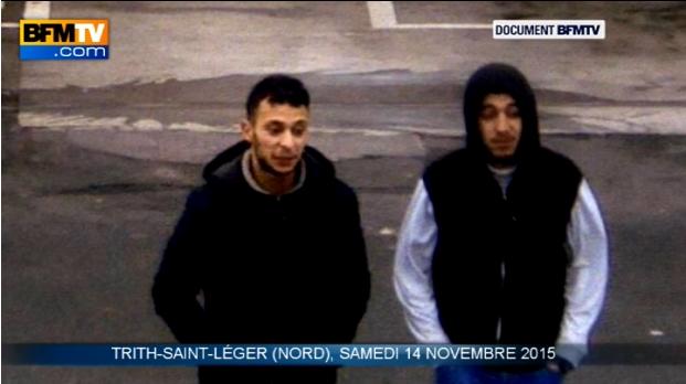 巴黎 恐袭 在逃主嫌