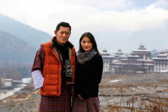 不丹 王子
