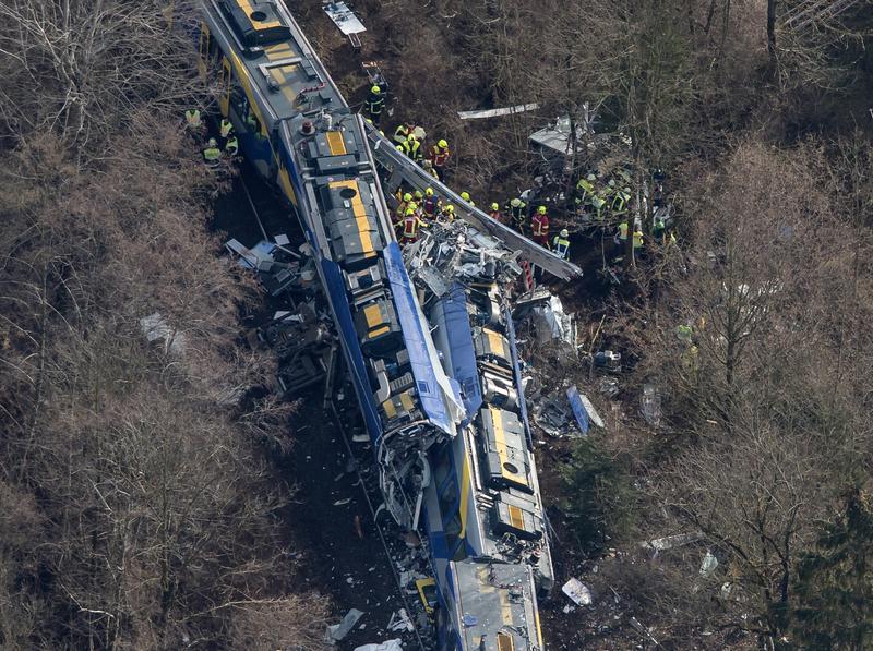 德国 火车 意外